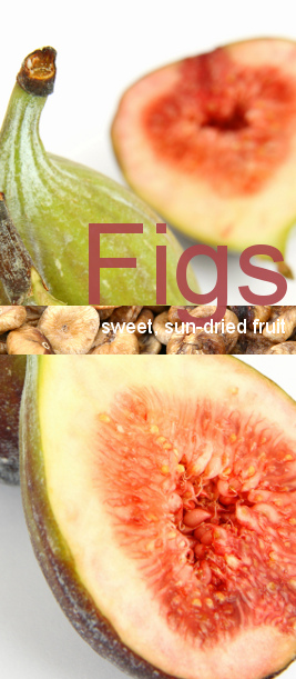 Dried Figs Banner